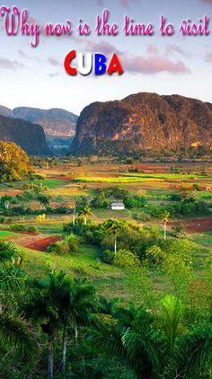 Vinales, Cuba: http://bbqboy.net/now-time-visit-cuba/ #cuba #vinales