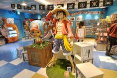 The One Piece store (Mugiwara Store)