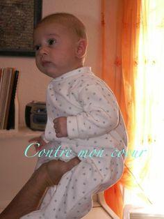 Comment bien tenir bébé avec l'haptonomie