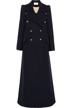 Chloé|Double-breasted wool coat|NET-A-PORTER.COM