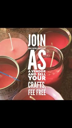 Join fairyhill crafts as a vendor - sell your crafts with us without a fee. Dm me for details or glitter@fairyhillcrafts.co.uk