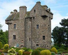 Castello di Claypotts - Scozia