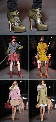 Dior FW2011 #dior