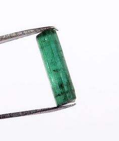 Blue Green Tourmaline Rough 2.61 Ct Cabbing by PalmSpringsUnique