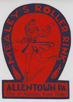 Mealey's Roller Rink - Allentown, Pennsylvania | Flickr - Photo Sharing!