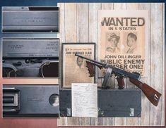 Pretty Boy Floyd, Real Detective, Federal Bureau, Al Capone, Submachine Gun, Chicago Photos, Rock Island, Firearms, Pretty Boys