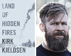 Today we welcome Kirk Kjeldsen to Booklover Book Reviews to share with us how he came to write his latest book Land of Hidden Fires. And, thanks to Grenzland Press, we have a paperback copy to giveaway.