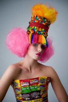 Candies trashion ; ) I love it!!!!