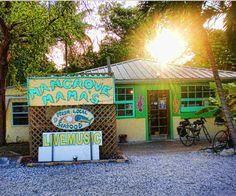 Mangrove mama's the Florida Keys