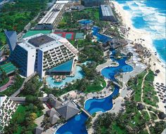 Grand Oasis, Cancun, Mexico