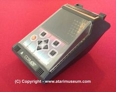 The Atari Cosmos Tabletop Game System Game & Watch, Games Consoles, Tabletop Games, Cosmos, Videogames, Gaming, Products, Board Games, Video Games
