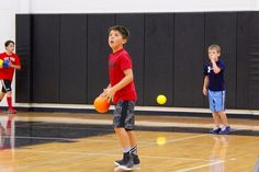 Dodgeball Camp #Kids #Events