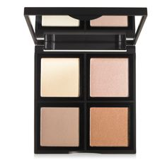 Illuminating Palette | e.l.f. Cosmetics ($6) is a great dupe for ABH Glow Kit ($40)