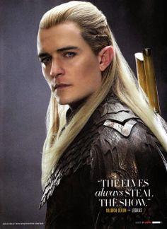 Legolas  /  The Hobbit