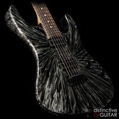Silver Nova Suhr Modern at http://distinctiveguitar.com