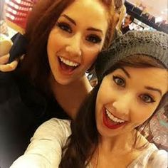 Hilly and Hannah Hindi have 2 sister who film on Youtube parodies and make series