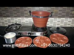Mittikalaa is brand name in Clay pots . Mittikalaa is situated in Utter Pradesh State of India. U Tube, Cooking Stove, Clay Pots, Utensils, Terracotta, Cooker, Aesthetics, Kitchen Appliances, Organic