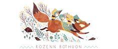 Rozenn Bothuon works
