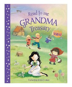 Read to Me Grandma Treasury Hardcover