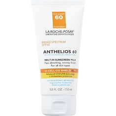 La Roche-Posay Anthelios 60 Face & Body Melt In Sunscreen Milk