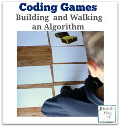 Coding Games Building and Walking an Algorithm