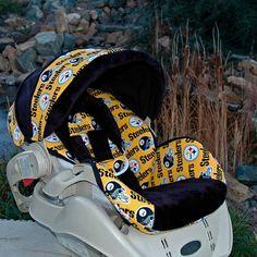 Snugride Custom Repacement Baby Car Seat Cover