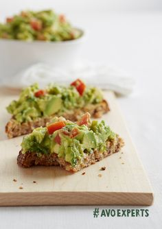 Need lunch in a hurry? Westfalia Guacamole on toast is as simple as… spreading.