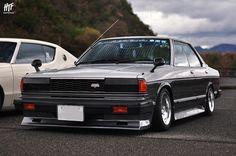 Nissan 910 Bluebird