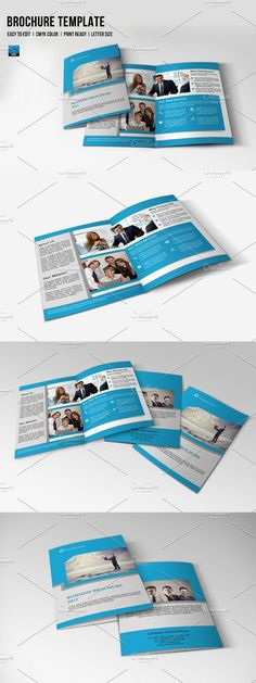 The Summer Catalogue A5 Brochure Templates Brochure Templates - retro brochure template