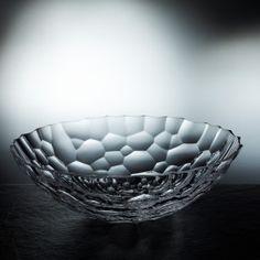 Roman Kvita, kolekce skla SPHERE pro německou sklárnu Nachtmann, 2014, zdroj: Idealab