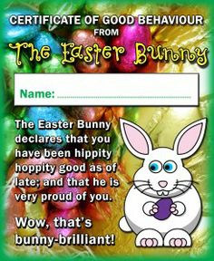 easter bunny letter template letter template 2017 door pinterest easter bunny and easter
