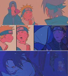 Nasuno (Naruto x Saskue pic) ⚠️⚠️⚠️⚠️⚠️⚠️ - Part 2 Sasunaru, Naruto Uzumaki, Anime Naruto, Naruto Fan Art, Naruto Cute, Narusaku, Itachi, Manga Anime, Wallpapers Naruto