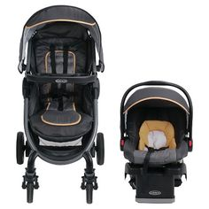 Graco FastAction Fold 2.0 Travel System : Target