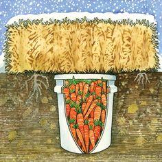 Diy Garden, Garden Projects, Garden Ideas, 5 Gallon Buckets, Vegetable Storage, Root Veggies, Root Cellar, Mother Earth News, Farm Gardens
