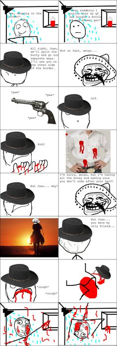 Rage Comics: Never Too Old