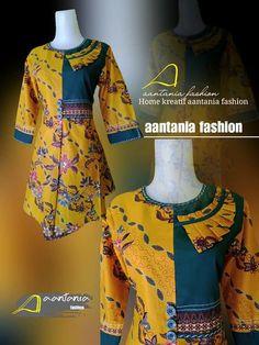African Print Fashion, African Fashion Dresses, Batik Dress, Blouse Dress, Mode Batik, Stylish Dresses For Girls, Kids Frocks Design, Kurti Sleeves Design, African Blouses