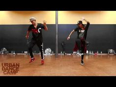 """It Won't Stop"" by Sevyn Streeter :: Ellen Kim feat. Will Tran (Choreography) :: URBAN DANCE CAMP - YouTube"
