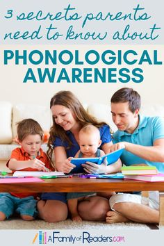 Have you heard a teacher or another parent mention Phonological Awareness and wanted to learn more? Watch this short video to learn three truths about Phonological Awareness that you don't want to miss out on. It's a part of reading readiness that you can't afford to overlook.