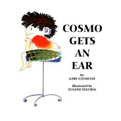 One of the few kids'  books out there about hearing loss. Maybe I'll write my own some day, but until then, this one seems well-reviewed. Elliot may need something like this soon.