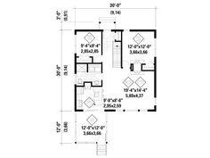 Floor Plan, 072H-0201