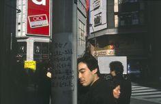 Alex Webb. JAPAN. Tokyo. 1985. #color #street #photography