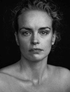 Peter LINDBERGH :: Actress Nina Hoss