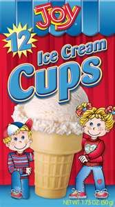 HOT DEAL! Get Joy Ice Cream Cones for 45¢ at CVS after Coupon!