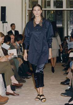 Womenswear Spring Summer 1989 - Fashion Show | Prada.com