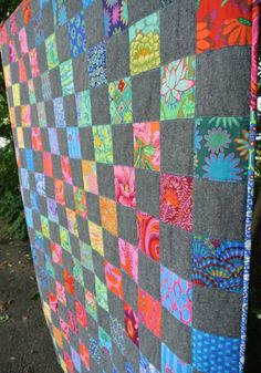 Kaffe Collective Quilt at Lovelea Designs More