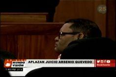 Aplazan Juicio de fondo de Arsenio Quevedo vinculado a una red de sicariato