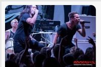 Live pics of Emmur, Born Of Osiris, and City In The Sea from their show in Kansas!