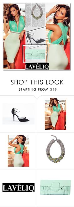 """""""LAVELIQ"""" by zehrica-kukic ❤ liked on Polyvore featuring women's clothing, women, female, woman, misses, juniors and Laveliq"""
