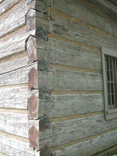 Cabin corner 8053 - Log cabin - Wikipedia, the free encyclopedia