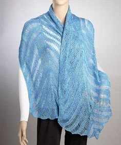 Debbie Macomber Knitting Patterns : Shaelyn Shawl by Leila Raabe Debbie Macomber Knitting Pinterest Debbi...